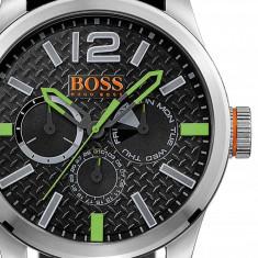 Ceas original Hugo Boss Orange 1513378 Paris - Ceas barbatesc Hugo Boss, Casual