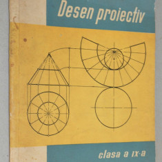 Desen Proiectiv, Clasa a IX -a, 1962