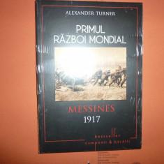 Primul razboi mondial Messines 1917 (sigilata) - Istorie