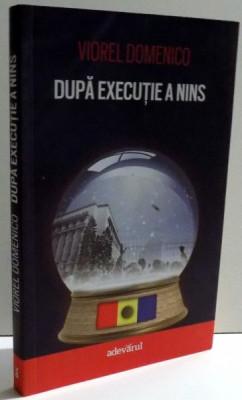 DUPA EXECUTIE A NINS de VIOREL DOMENICO , 2011 foto