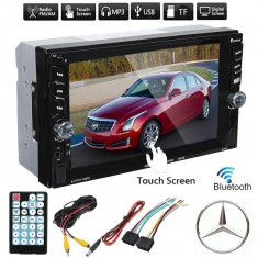 Navigatie /Dvd 2din Dedicat Mercedes Player Mp3/Mp5 Multimedia Touch screen Mp5, Bluetooth Tv, Usb.