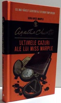 ULTIMELE CAZURI ALE LUI MISS MARPLE de AGATHA CHRISTIE , 2016 foto