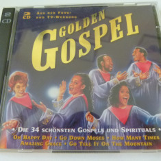 Golden Gospel - 2 cd