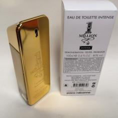 Parfum tester Paco Rabanne One Million INTENSE - Parfum barbati Paco Rabanne, Apa de parfum, 100 ml