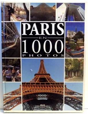 PARIS EN 1000 PHOTOS par MIC CHAMBLAS-PLOTON , 1995 foto