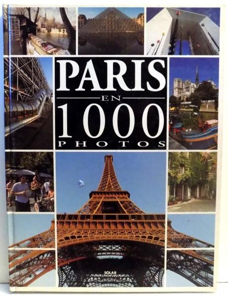 PARIS EN 1000 PHOTOS par MIC CHAMBLAS-PLOTON , 1995 foto mare