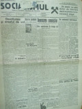 Socialismul 28 iunie 1925 Braila Oradea Alexandru Voda Bratianu Duca Vararu