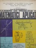 Culegere de probleme de matematici aplicate -N. Teodorescu
