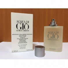 Parfum tester Giorgio Armani Acqua di Gio 100ml - Parfum barbati Armani, Apa de parfum