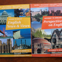 Perspectives on english - Student's Book 10 +11 / R7P5 - Curs Limba Engleza