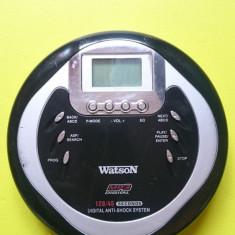 Walkman Cd Mp3 Player Watson ptr. piese