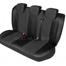 Huse scaune auto Centurion Negru marimea L-XL, Spate set huse auto Kegel - Husa scaun auto