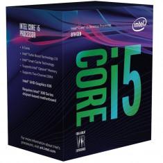 Procesor Intel Core i5-8400 Hexa Core 2.8 GHz Socket 1151 BOX - Procesor PC