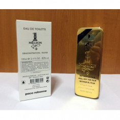 Paco Rabanne 1 Million 100ml │Parfum Tester, Apa de parfum, 100 ml