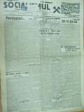 Socialismul 8 decembrie 1925 Braila Basarabia Morarescu Cluj Brasov Pistiner