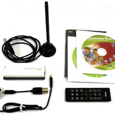 TV Tuner ASUS MyCinema-U3000 Hybrid - TV-Tuner PC Asus, USB, Extern (necesita PC)