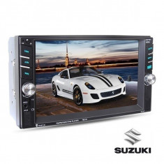 Navigatie /Dvd 2din Dedicat Suzuki Player Mp3/Mp5 Multimedia Touch screen Mp5, Bluetooth Tv, Usb.
