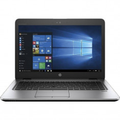 Laptop HP EliteBook 840 G4 14 inch Full HD Intel Core i7-7500U 8GB DDR4 256GB SSD FPR 3G Windows 10 Pro Silver