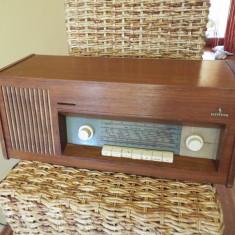 Radio pe lampi Siemens - Aparat radio
