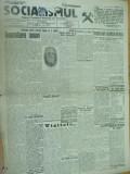 Socialismul 15 noiembrie 1925 Iorga Bratianu Basarabia Mirescu Constanta Braila