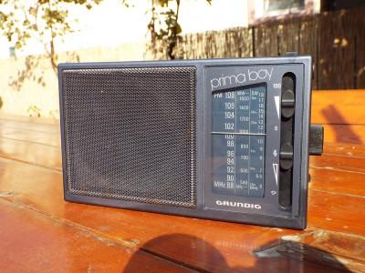 radio Grundig Prima BOY 65K foto