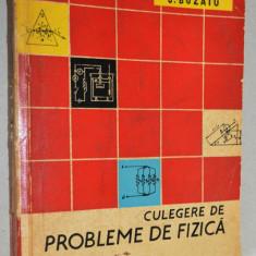 Culegere de probleme de fizica - C. Buzatu - Culegere Fizica