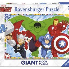 Puzzle Ravensburger Razbunatorii 24 piese