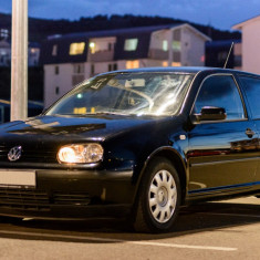 Volkswagen Golf 4, An Fabricatie: 2002, Benzina, 210000 km, 1400 cmc