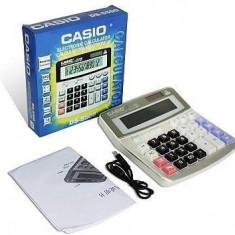 Calculator de birou cu microfon si camera SPION