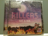 KILLERS - DAYS & AGE  (2004/VERTIGO Rec/Germany) - CD ORIGINAL/ca Nou