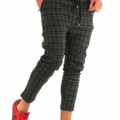Pantaloni barbati de trening kaki - COLECTIE NOUA - 9365, Marime: S, M, L, XL, Culoare: Din imagine