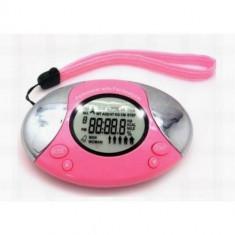 Pedometru cu LCD si Ceas cu alarma