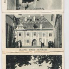 Pliant anii '40 - 10  Imagini cu Cluju vechi