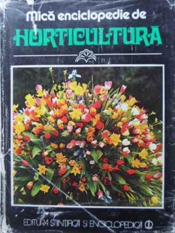 Mica Enciclopedie De Horticultura - Ilie Echim Lucian Jidav Vasile Sonea Valentin Voic,405662 foto mare