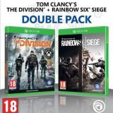 Compilation Rainbow Six Siege & The Division Xbox One - Jocuri Xbox One