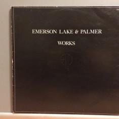 EMERSON LAKE & PALMER - WORKS - 3LP Set (1977/Ariola/RFG) - Vinil/Impecabil(NM) - Muzica Rock