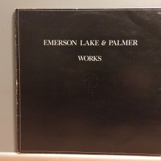 EMERSON LAKE & PALMER - WORKS - 3LP Set (1977/Ariola/RFG) - Vinil/Impecabil(NM) - Muzica Rock