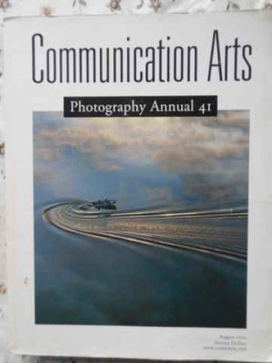 Photography Annual 41. Communication Arts. August 2000 - Colectiv ,405654 foto