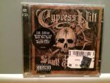CYPRESS HILL - SKULL & BONES -2CD (2000/CBS Rec/UK) - CD ORIGINAL/Nou /Sigilat, Columbia