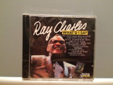 Ray Charles - Best of (1989/Delta rec/Germany) - CD ORIGINAL/Nou/Sigilat