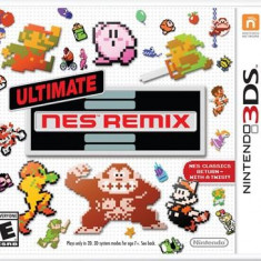 Ultimate Nes Remix Nintendo 3Ds - Jocuri Nintendo 3DS