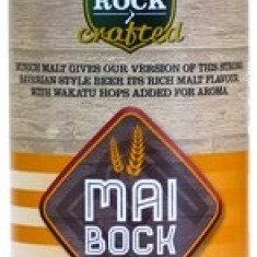 Black Rock Crafted Maibock - kit pentru bere de casa 23 litri.