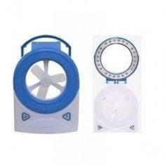 Mini ventilator de birou cu Lampa Led-uri / ARB