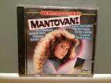 MONTOVANI - GOLDEN INSTRUMENTAL (1989/DELTA Rec/RFG) - CD ORIGINAL/Nou/Sigilat, universal records