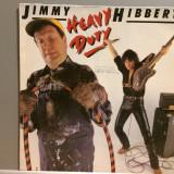 Jimmy Hibbert's - Heavy Duty (1980/Metronome/RFG) - Vinil/Vinyl/Impecabil(NM+)