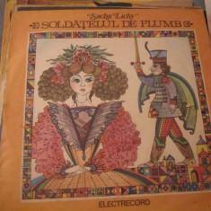 Vinil soldatelul de plumb - Muzica pentru copii electrecord