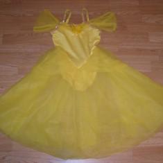Costum carnaval serbare rochie dans margareta pentru copii de 7-8 ani - Costum dans, Marime: Masura unica, Culoare: Din imagine