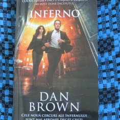Dan BROWN - INFERNO (IN LIMBA ROMANA, 2013 - NOUA!)