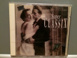 Super Classix : Vivaldi/Strauss.....(1990/Emi/Germany) - CD ORIGINAL/Nou/Sigilat, emi records