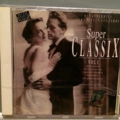 Super Classix : Vivaldi/Strauss.....(1990/Emi/Germany) - CD ORIGINAL/Nou/Sigilat - Muzica Clasica emi records